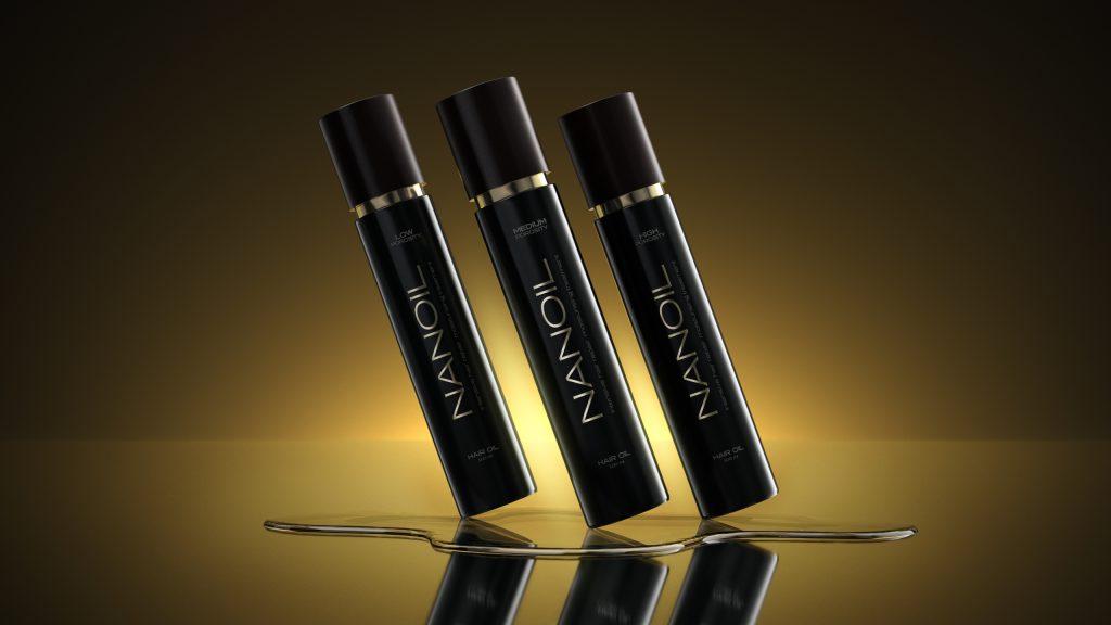 Nanoil - effectieve haarolie