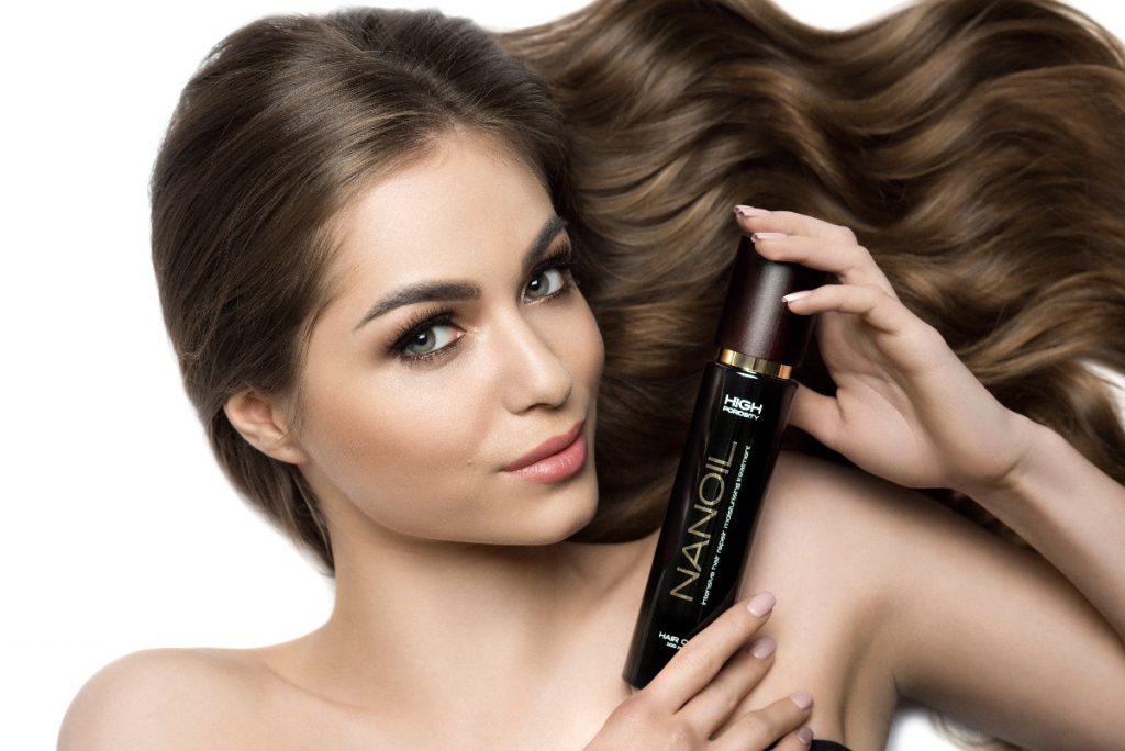 Nanoil - Huile de cheveux efficace